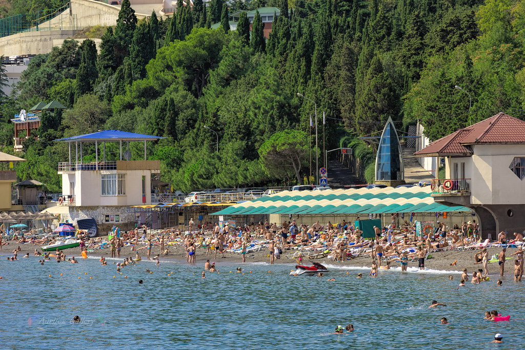Crimean beach 2016