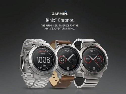 Garmin Fénix Chronos