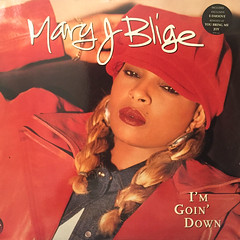 MARY J. BLIGE:I'M GOING DOWN(JACKET A)