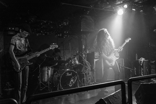 ROUGH JUSTICE live at Outbreak, Tokyo, 16 Sep 2016 -1000140