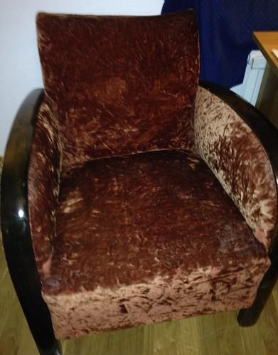 Hotell Gästis - armchair