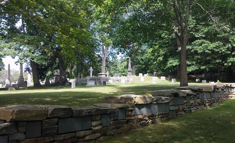 Center Cemetery Columbarium