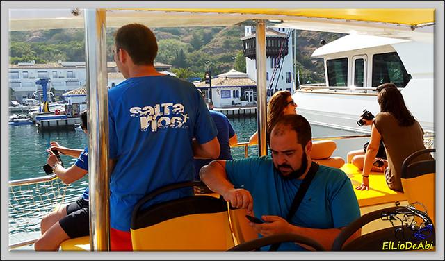 Paseo en barco por Costa Tropical 3
