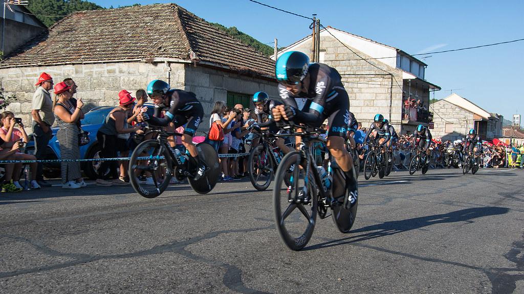 Vuelta a España 2016 CRE Laias - Castrelo de Miño 29049832861_cd3bec2da3_b