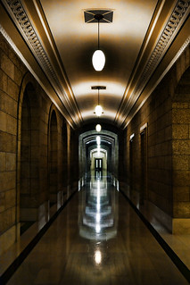 Creepy Hallway | by Jordan McRae