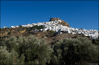 Chora in Skyros Island | by GeoTsia