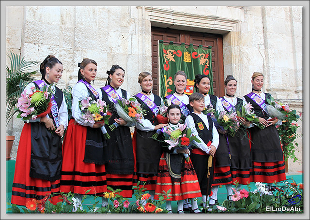 Briviesca Fiestas 2016 Proclamación de Reinas y Pregón 15