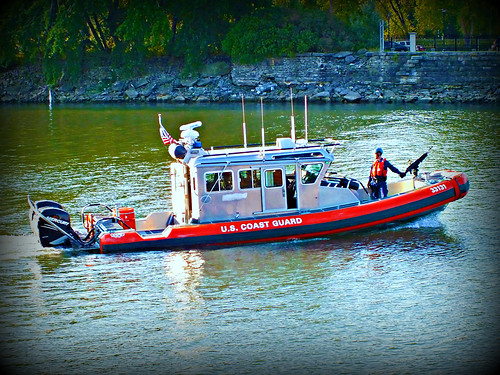 USCG Buffalo (Hurricane Escort) | by tark9