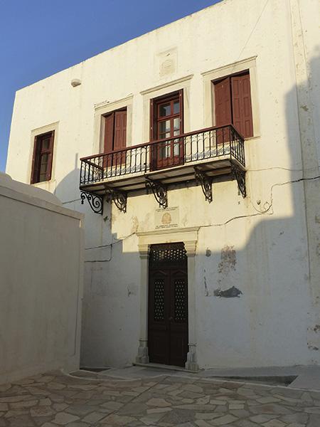 musée d'archéologie de Naxos 1