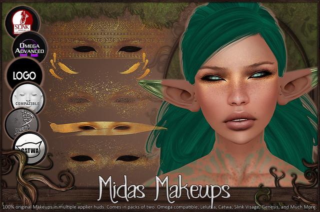 Midas Makeups TSA