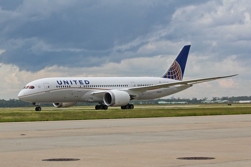 United Boeing 787 | by Stephan Segraves