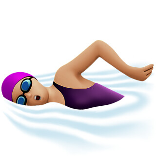 Apple_Emoji_Swimmer