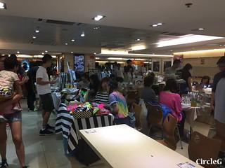 CIRCLEG 遊記 觀塘 食民營 FOOD N MORE 環球食玩遊 美食 市集 遊戲 開聯工業大厦 (3)