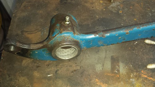 Ford 4000 Parking Brake : D ford brake pedals and shaft repair mostly miata