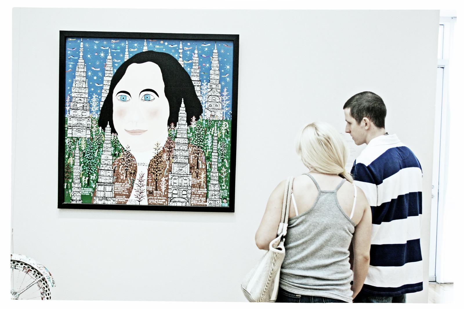 Art Appreciators at the High Museum
