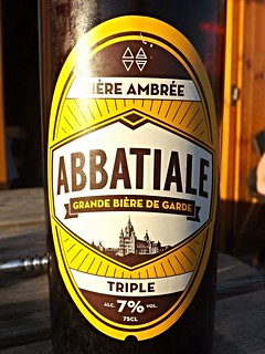 Brasserie des Sources, Abbatiale Grand Biere De Garde, France