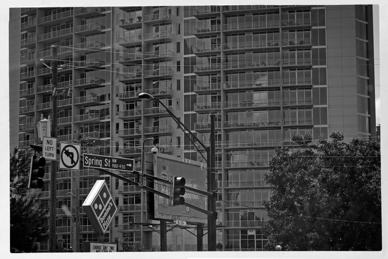 Spring St., Atlanta, 2012