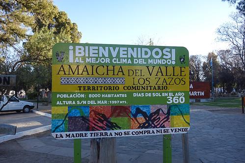 Amaicha del Valle, Tucumán