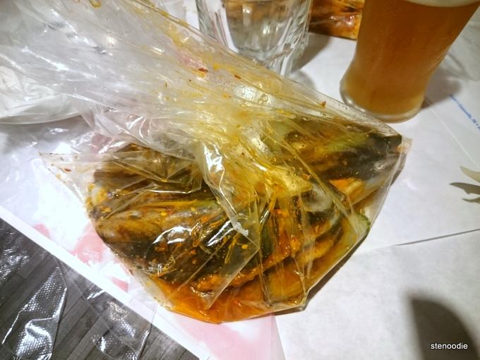 Boil King Mussels