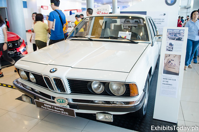 BMW 7 Series First Generation E23
