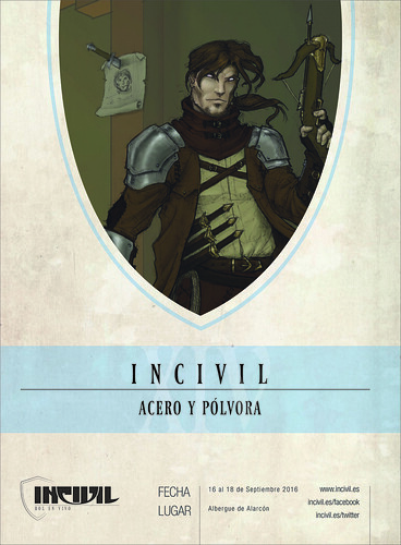 XIV Incivil - Ácero y Pólvora