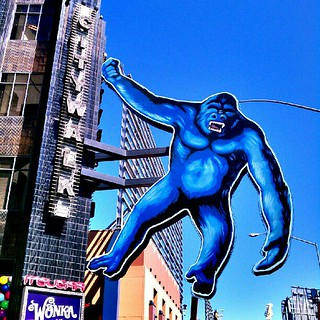 King Kong. Universal Studios Citywalk | by slworking2