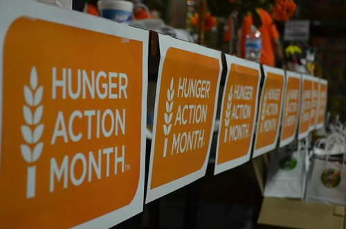HungerActionMonth | by FoodBankCENC.org