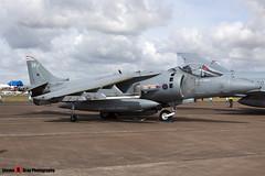 ZD437 EB-J - P49 - Royal Air Force - British Aerospace Harrier GR9 - Fairford RIAT 2010 - Steven Gray - IMG_8257