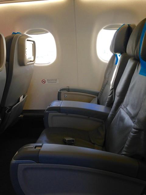 Aerolineas Argentina Club Economy AR2535 Cordoba - Mendoza (COR - MDZ)