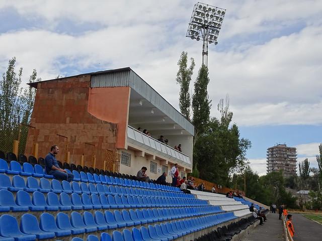 Kotayk Abovyan (2nd div.) 0:0 Shirak Gyumri (1st div.)