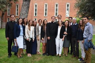 Profesiones religiosas e incorporaciones al RC en Salamanca