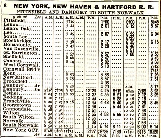 New Haven 1926