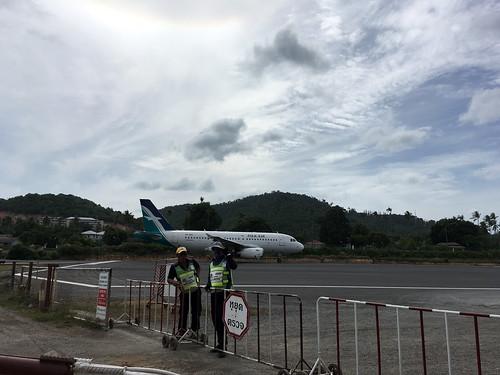 サムイ島 スワンナブーム空港荷物ピックアップとか乗継2時間だとぎりぎりとか-航空券関連