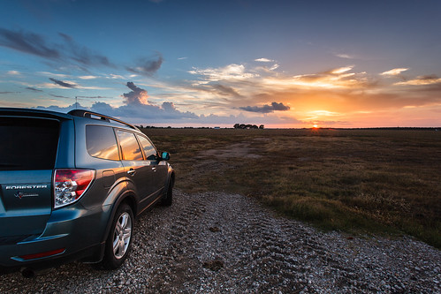 Subaru Forester Sunset - Orchard, Texas | by Jeff Lynch