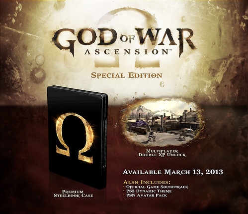 God Of War - Special Edition | by PlayStation Europe
