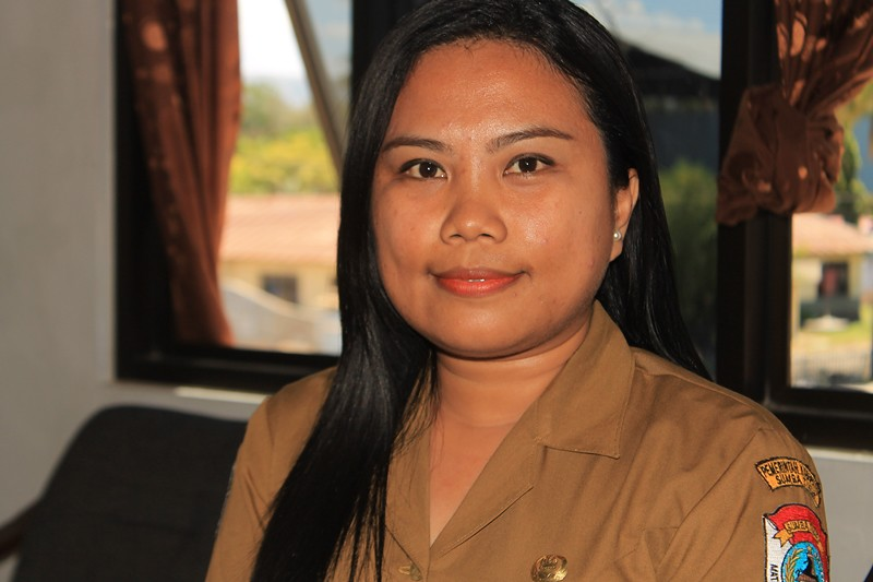 PLT Kepala Puskesmas Waingapu : Dokter Gigi Ilmiyani Rambu Ipu Landudjama