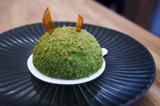 台北/中山/行天宮–日系風格甜點咖啡店–木白甜點咖啡店