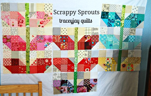 Scrappy Sprouts | by traceyjay