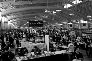 NYCC 2012: Artist's Alley. | by Kevin Church