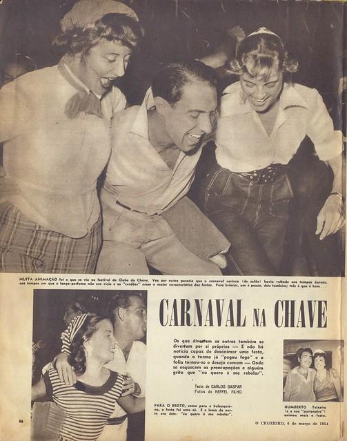 Cruzeiro, 6 Março 1954 - 17