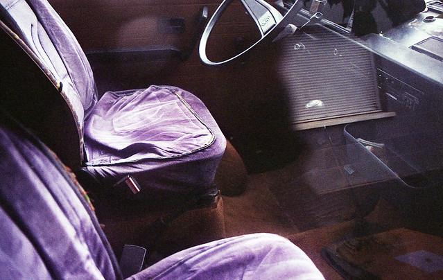 Purple Camping