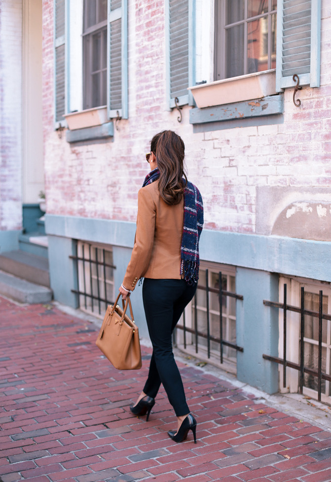 jcrew banana republic petites fall office style