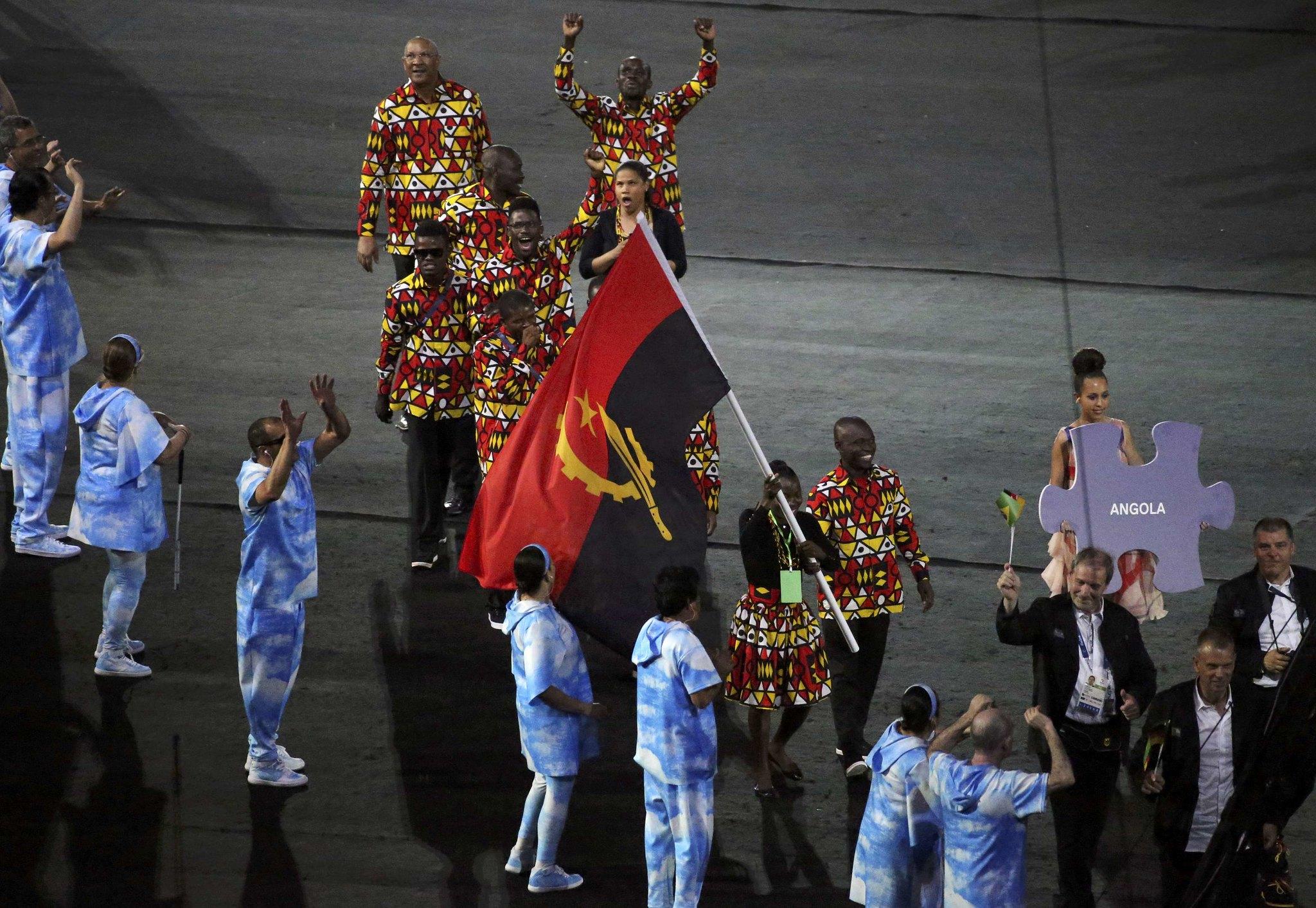 PARALYMPICS-RIO/OPENING