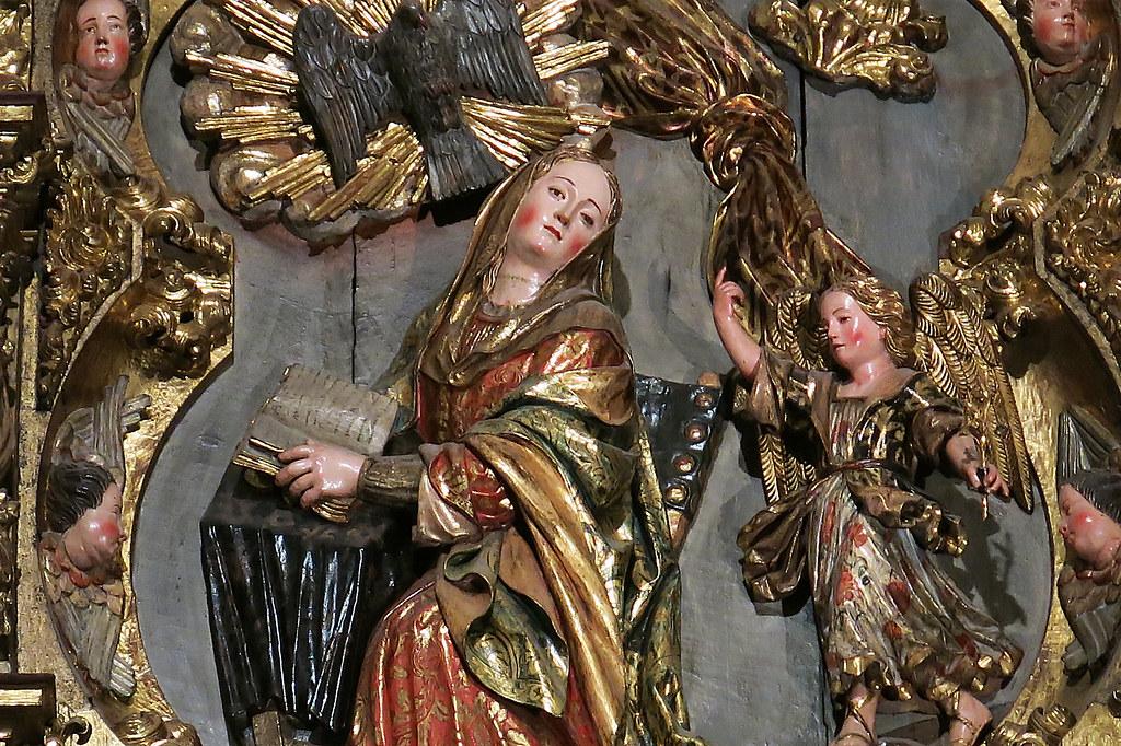 La Anunciación de Luanco