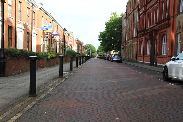Richmond Terrace, Blackburn