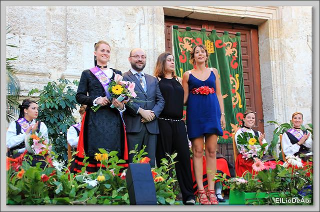 Briviesca Fiestas 2016 Proclamación de Reinas y Pregón 16