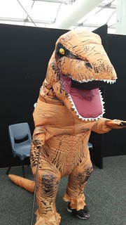 OCC Dino Cosplay