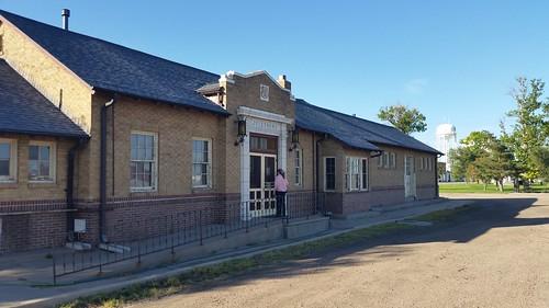 Julesburg Depot