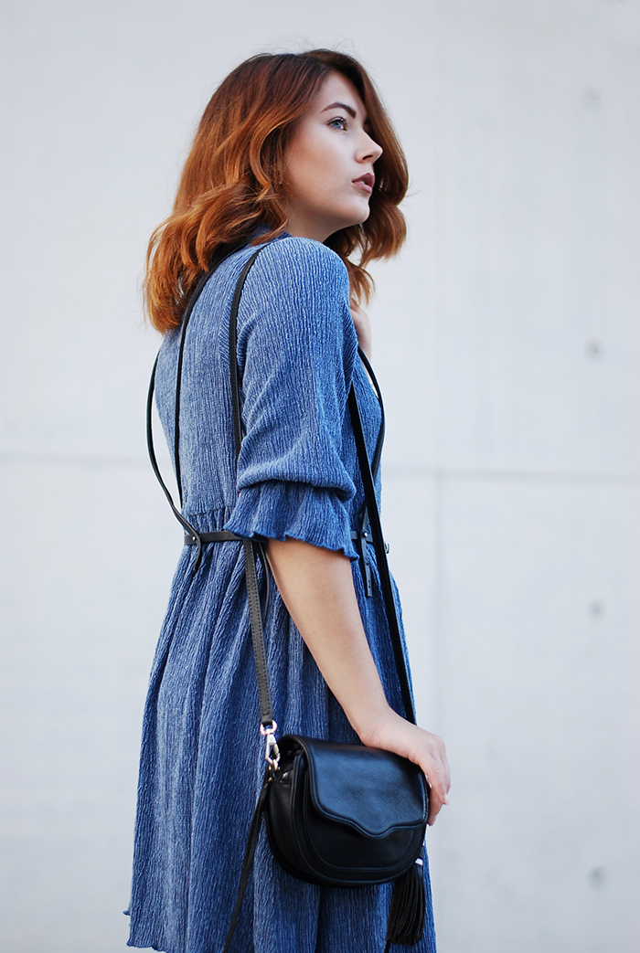 Asos-Denim-Dress-Statement-Earrings-6