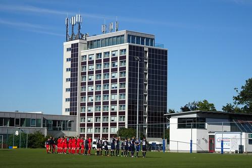 Hansa Rostock U15 11:0 Förderkader Rene Schneider U17